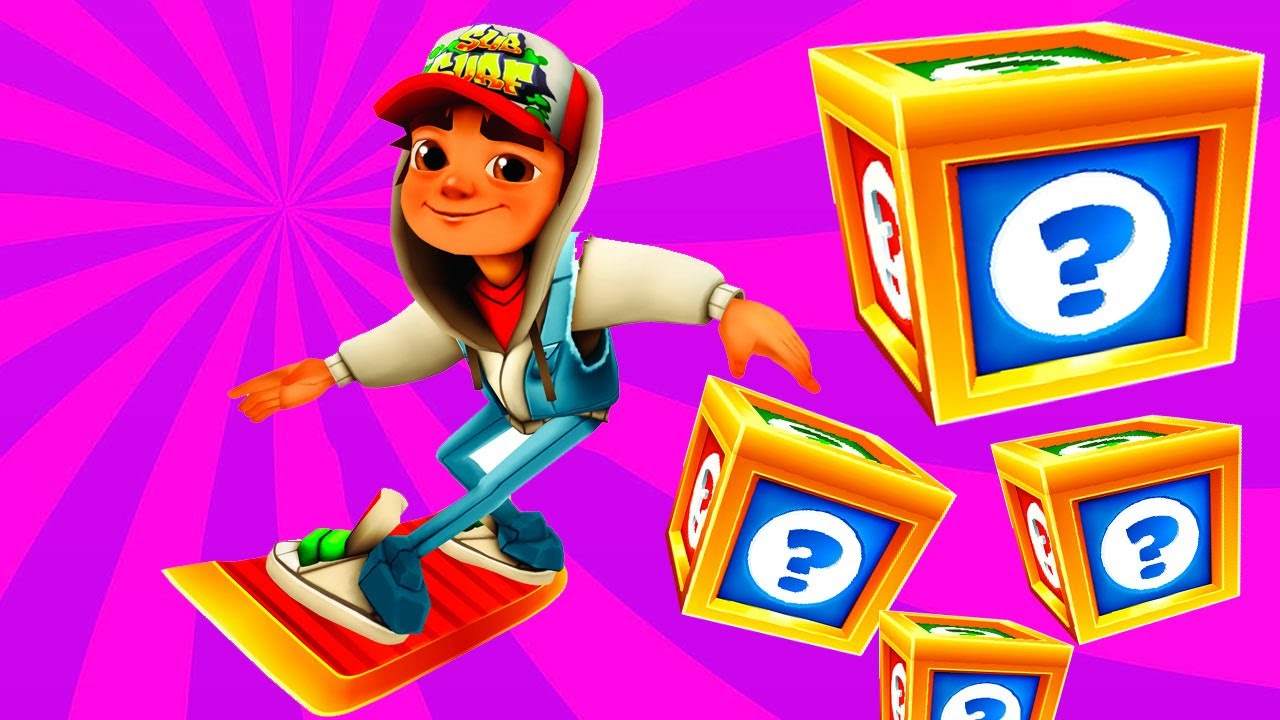Subway Surfers 1.40.0 APK - Android Apps