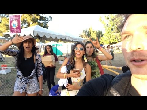 Vegfest LA ft. Rawvana, Vegan Cheetah, Nina and Randa, High Carb Hannah, Jake Mace