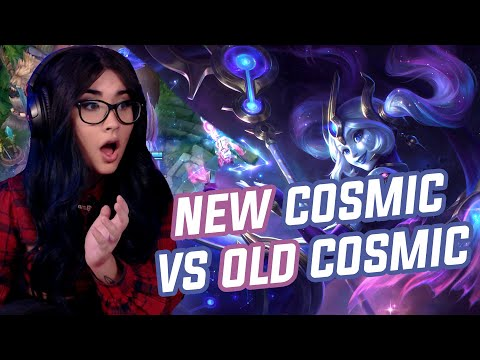 New Cosmic vs Old Cosmic