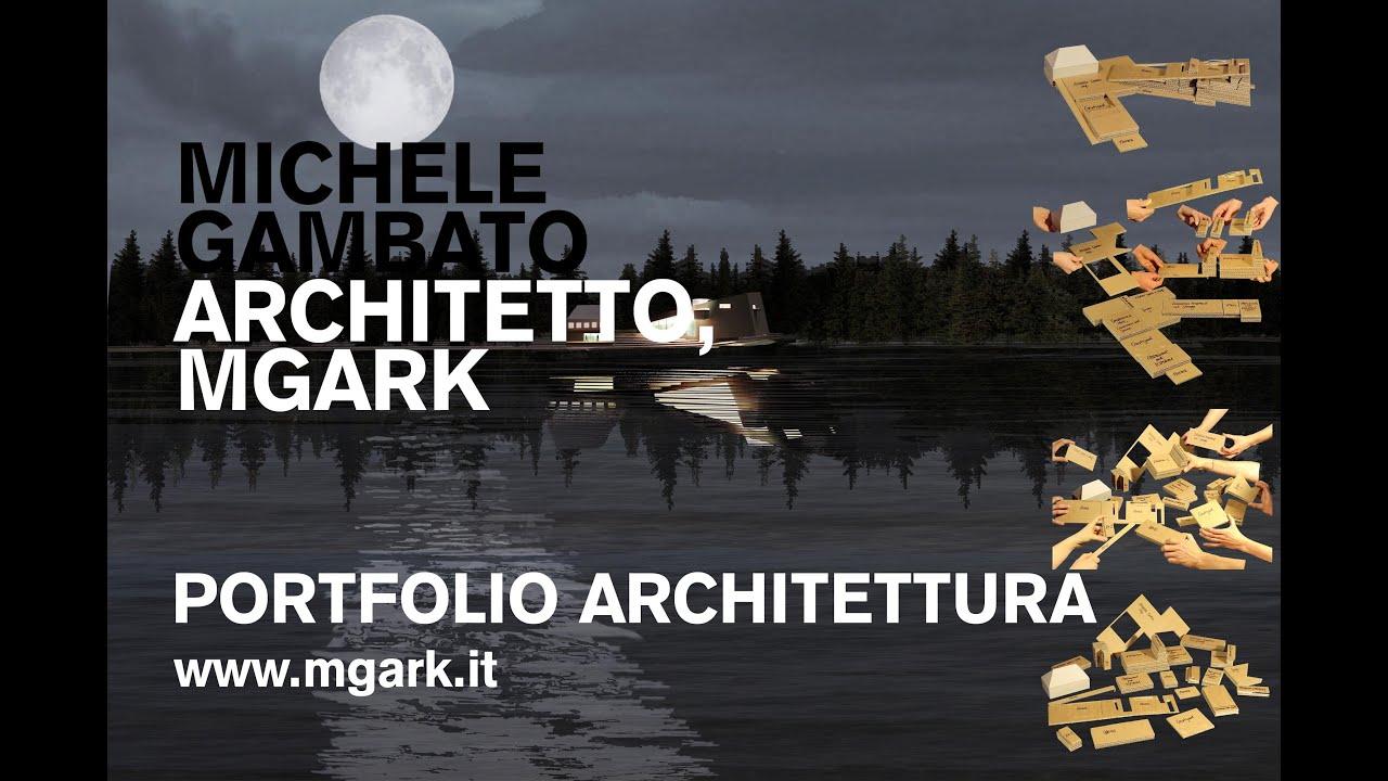 Favoloso Come Fare Un Portfolio Di Architettura FD17 » Regardsdefemmes VQ34