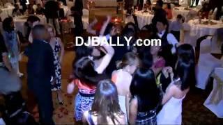 DJ Bally (Indian DJ, Desi DJ)at Sweet Sixteen for Pran Gangaraju