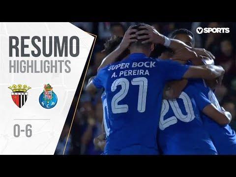 Highlights | Resumo: Vila Real 0-6 FC Porto (Taça de Portugal 18/19 #3)