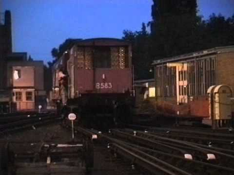 Shunting at Ealing Common -  a film by Fred Ivey