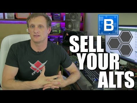 How to Sell All Crypto and Get Cash | Bittrex | Cryptopia | Tradesatoshi | Coinbase