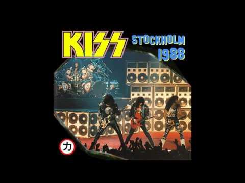 KISS - Full Show - Stockholm, Sweden -...