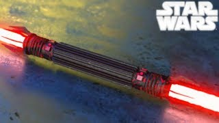 The EXTREMELY POWERFUL LIGHTSABER The Sith Worshipped and Why - Star Wars Explained
