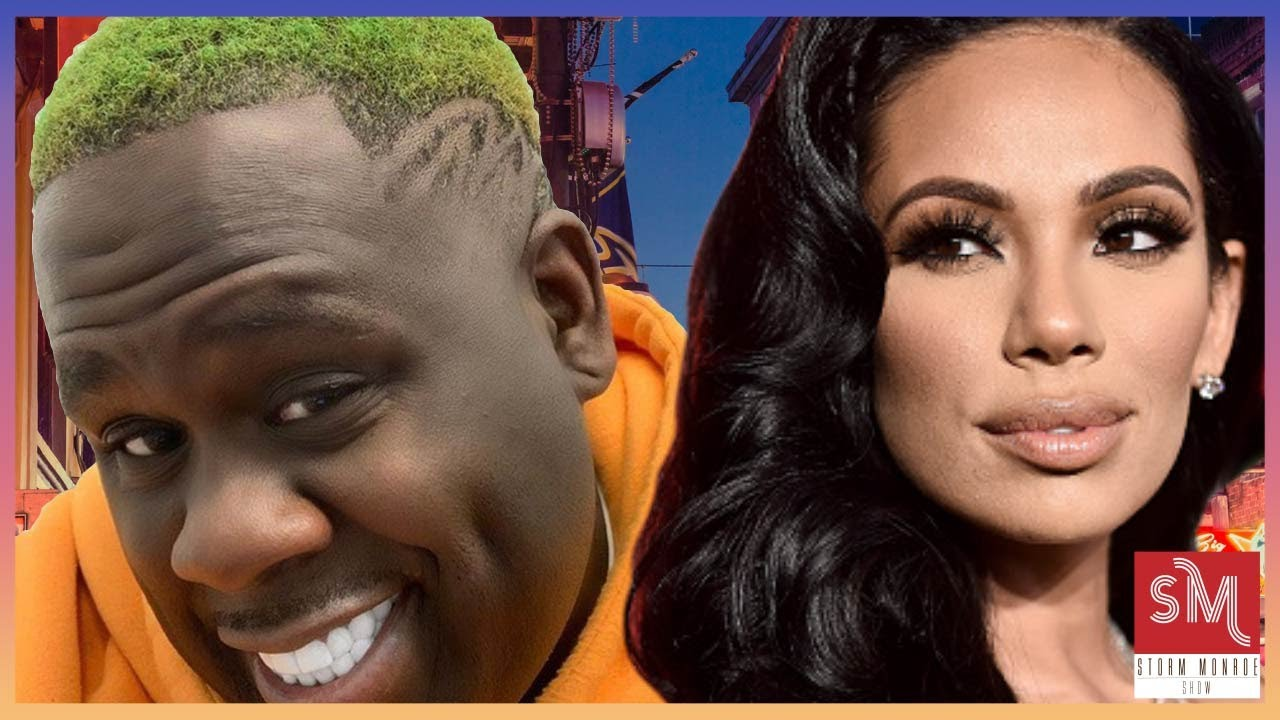 M.C. Shakie READS Erica Mena for FILTH!!(Uncensored)
