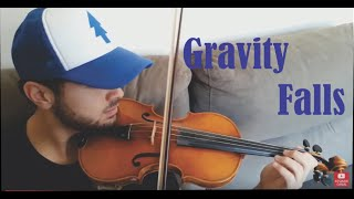 Gravity Falls - Violin Cover by Lucas Paiva