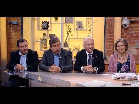 Vladimir Putin uprkos sankcijama samo jaca Rusiju - Dobro jutro Srbijo - (TV Happy 19.03.2018)