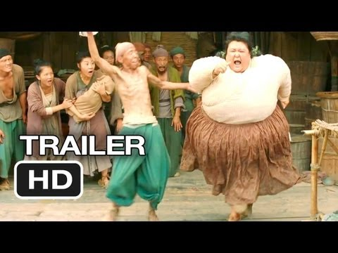 Journey To The West Official Full online #1 (2013) - Stephen Chow Movie HD