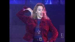 Kylie Minogue - Never Too Late (Countdown Revolution 1989)