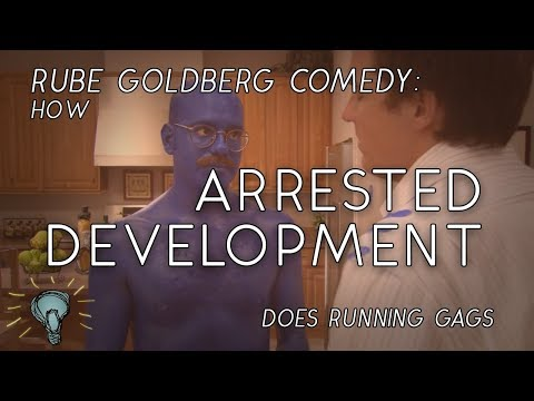 How ARRESTED DEVELOPMENT Does Running Gags | Deep Dive