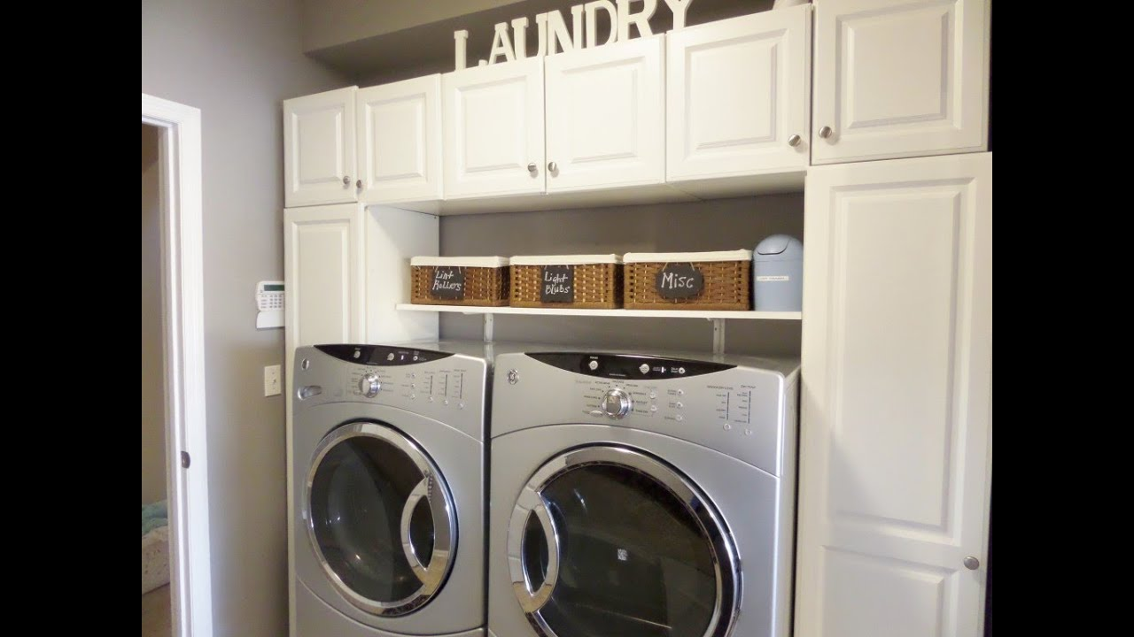 laundry room organization how to organize your coupon. Black Bedroom Furniture Sets. Home Design Ideas