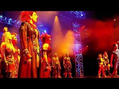 WE WILL ROCK YOU Musical Köln 2015