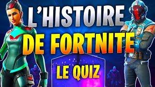 FORTNITE HISTORY - THE QUIZ! 20 QUESTIONS!
