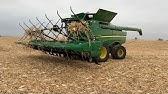 The Never Ending Field!!!! Kelderman Corn Reel In Use.