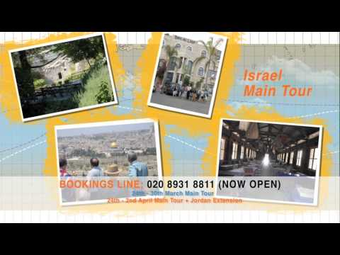 Revelation TV Israel Tour 2015