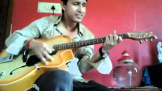Chalte Chalte chords-surajit paul