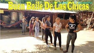 8- Buen Baile De Las Chicas Plus - Las Actuaciones Del Plus Parte 8