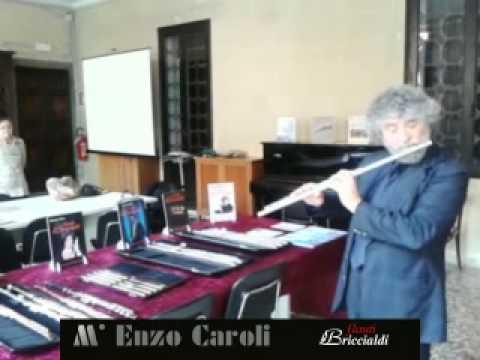 "<span class=""title"">Enzo Caroli  Briccialdi Flauto 9612 Flute</span>"