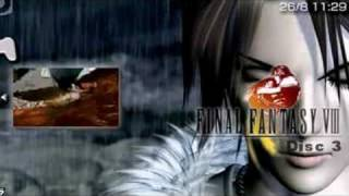 [PSX] Preview eboot Final Fantasy VIII CD3