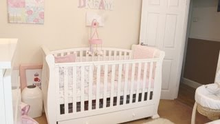 Baby Girl Nursery / Room Tour