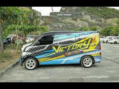 Daihatsu Grandmax Modifikasi // Victory Garage MALANG