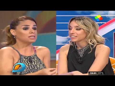 Tamara Pettinato cruzó a Marina Calabró para defender a su papá