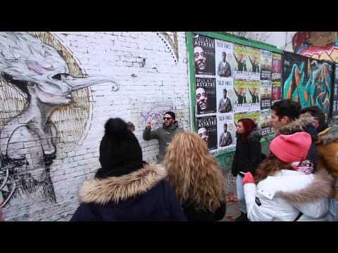 Tagestour in Berlin - Eine Stadt mit kreativen Ecken