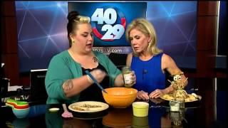 How To Make Bacon Jalapeno Ranch Cheeseball