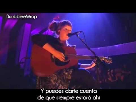 Adele - Daydreamer - Jools Holland live (Español) LIVE