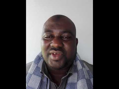 JAVATMP 2018 : M.Issa Samadoulougou président de la FIPVAT/MP parle des accidentés du travail
