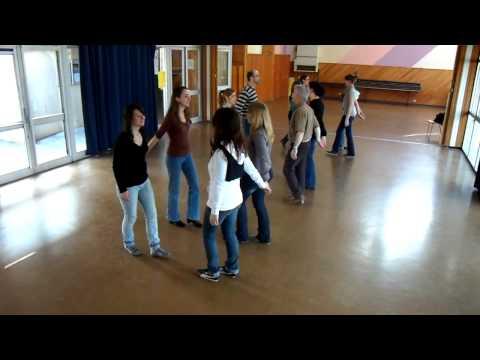 Les gars de guilliers - Danse bretonne
