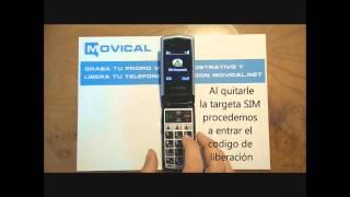 Liberar o Desbloquear Emporia Click de Vodafone, Movical.Net