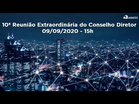 10ª Reunião Extraordinária do Conselho Diretor