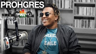 Prohgres on keeping it real, being rejected by producers + his father as his biggest motivation