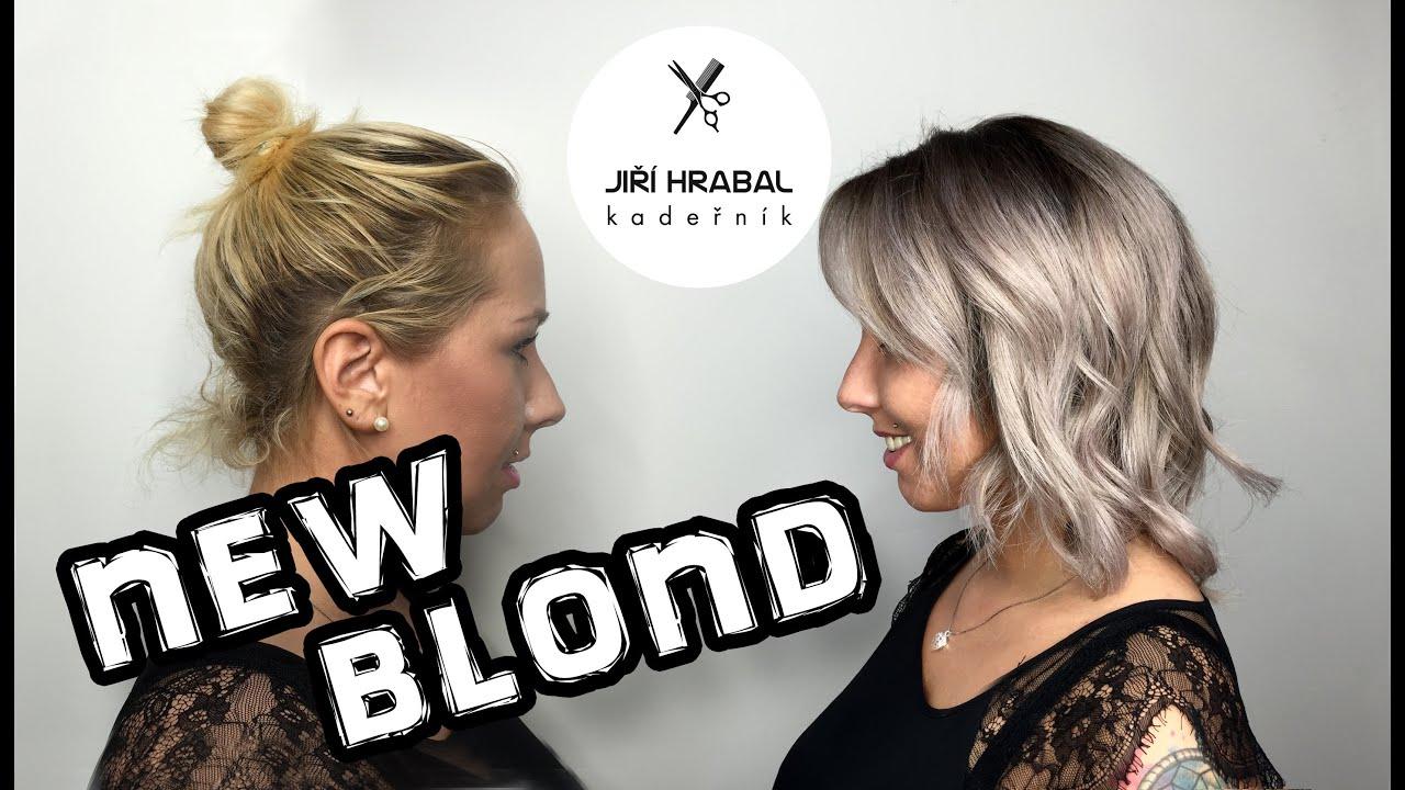 New Smokey Blond Youtube