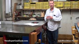 903. Downdraft, Multi-function, Router Table / Outfeed Work Station Series! (2 Of 20)