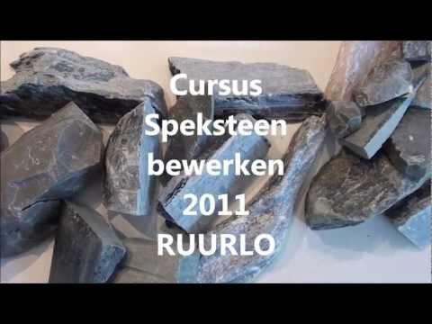 Speksteen beelden maken - Najaarscursus 2011