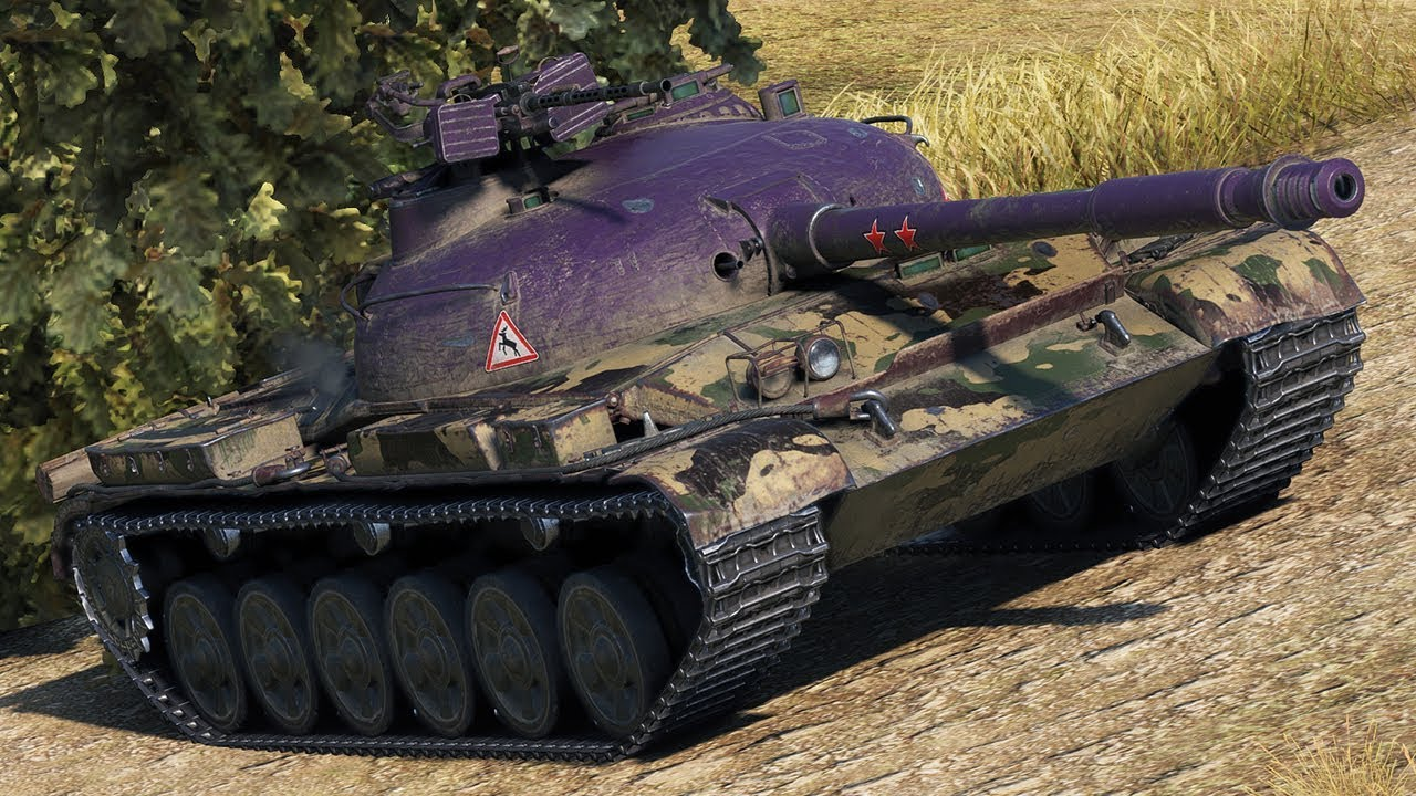 World of Tanks Object 140 - 6 Kills 10,2K Damage