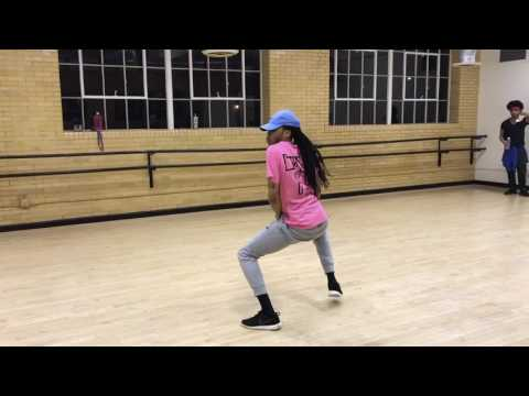 Nobody Else but you - Trey Songz Dance | @FlyFreakinTye Choreography