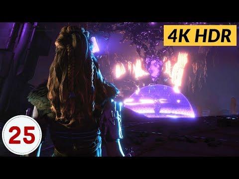 Fireclaw Boss. Ep.25 - Horizon Zero Dawn: The Frozen Wilds [4K HDR]