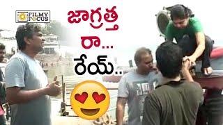 SS Rajamouli Love Towards Rama Rajamouli : Unseen Video - Filmyfocus.com