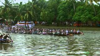 Champakulam Boat Race-Exuberance of a Backwater Village
