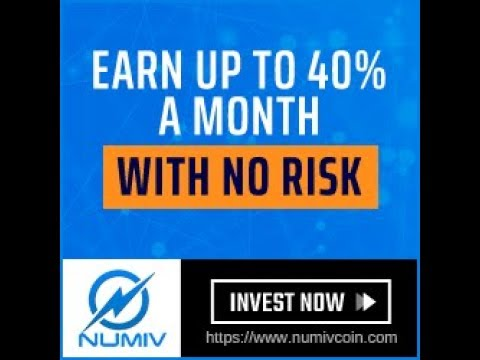 Numiv Lending is paying 1.5% per day! $100 gives a $1000 loan!