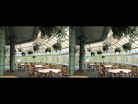 Banff Springs Hotel in 3D