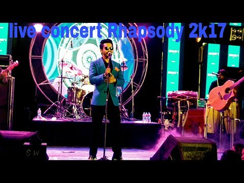 Papa kahte Hain... song by Aditya Narayan || live concert||medical college Kolkata ||Rhapsody 2k17