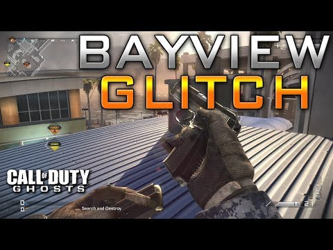 COD Ghosts Glitches: BayView Fully Out Of Map! (Onslaught DLC)