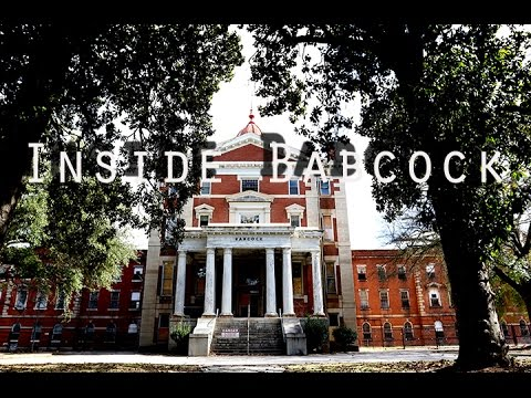 A look inside Babcock: the vacant mental health facility