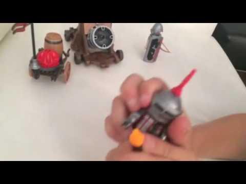 Playmobil 6038 Hawk Knights  Battle Cannon